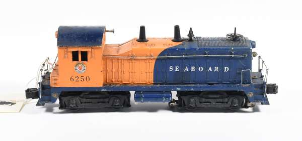 Lionel 6250 NW-2 Seaboard Switcher