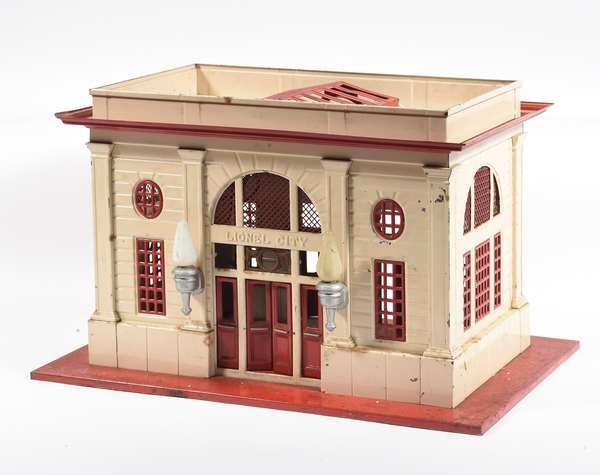 Lionel 115 Lionel City Station