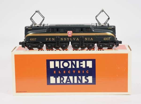 Lionel 18313 Pennsylvania GG-1 Electric Locomotive '4907', OB