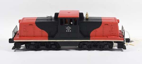 Lionel 625 Lehigh Valley 44-ton Switcher