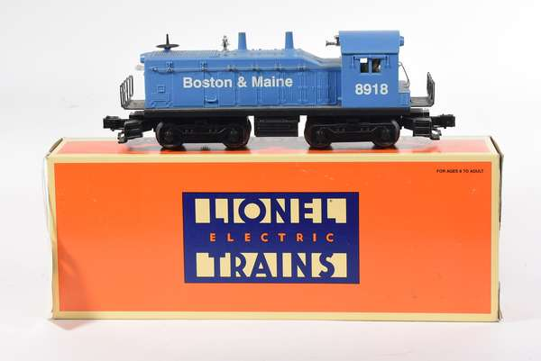 Lionel 18918 Boston & Maine NW-2 Switcher, OB