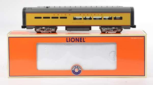 Lionel 15370 Union Pacific 'Elizabeth' Diner, OB