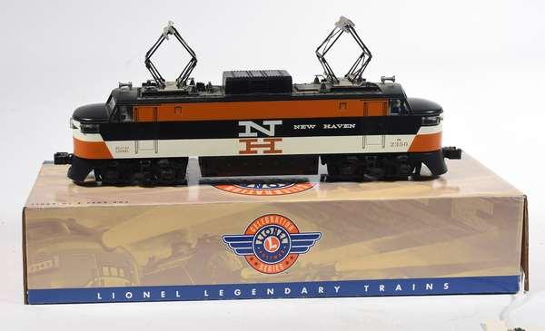 Lionel 18319 New Haven EP-5 Electric Locomotive, OB