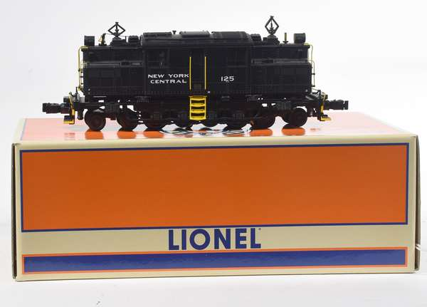 Lionel 18373 NYC S2 Electric Locomotive '125' CC, OB