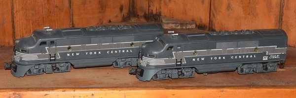 Fine Toy Train Estate Auction