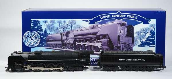 Lionel 28069 NYC 4-8-6 Niagara Locomotive '6024' CC, OB