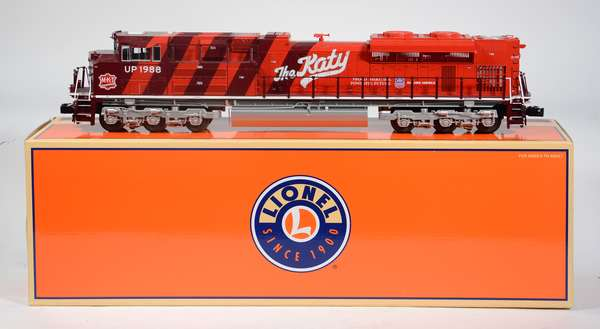 Lionel 28263 UP Katy SD70ACE Diesel, CC, OB