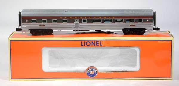 Lionel 25458 PRR Congressional Diner, Station Sounds, OB