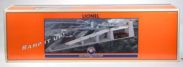 Lionel 14005 Operating 456R Coal Ramp, OB