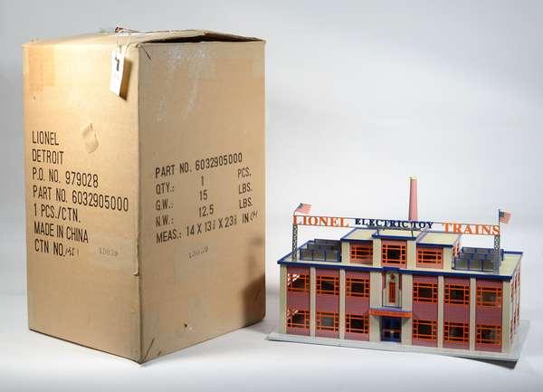 Lionel 32905 Irvington Factory, OB