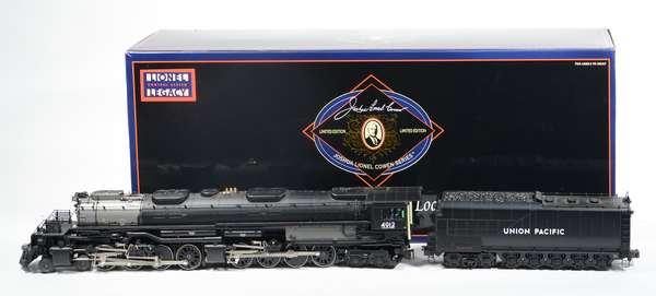 Lionel 11126 Union Pacific 4-8-8-4 Big Boy Locomotive '4012', CC, OB