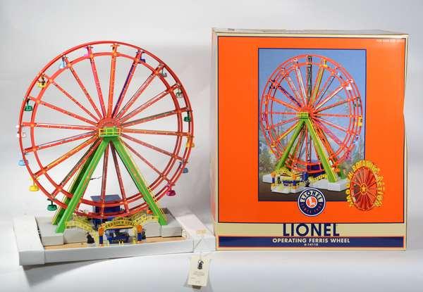 Lionel 14110 Operating Ferris Wheel, OB