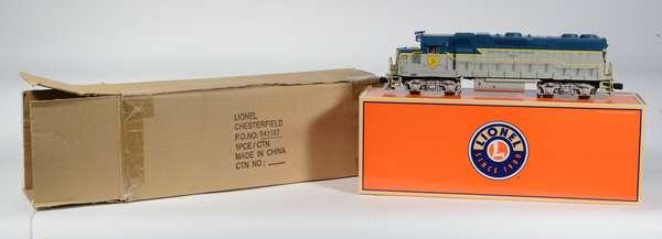 Lionel 28578 Delaware & Hudson GP38-2 Diesel '7307', CC, OB