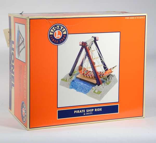 Lionel 14171 Pirate Ship Ride, OB