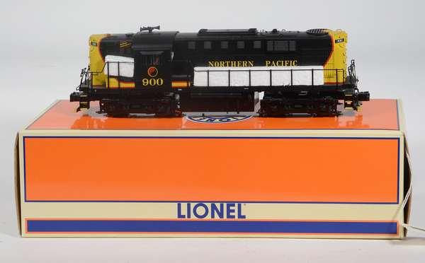 Lionel 28545 Northern Pacific Alco RS-11 Switcher '900' CC, OB