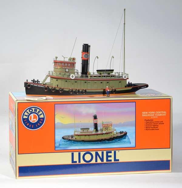 Lionel 14172 NYC Railroad Tugboat, OB