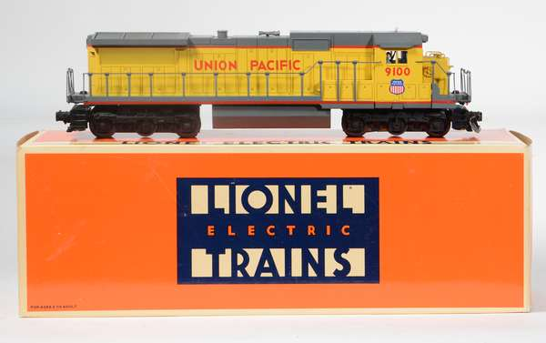 Lionel 18205 Union Pacific Dash 8 40-C Diesel, OB