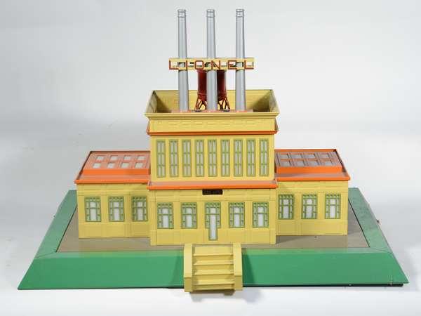 Lionel 14163 Industrial Power Station, OB