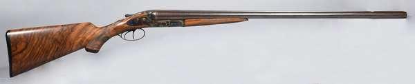 Lefever SBS, 12 gauge, #23869, (T-59)