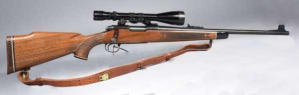 Remington model 700, 222 cal., #60433