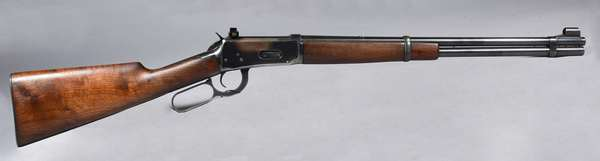 Winchester model 94, 30 cal, #1505191 (T-76)