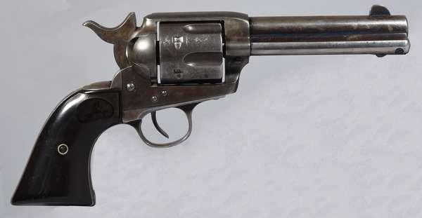 Colt SAA 38 WCF, #284144