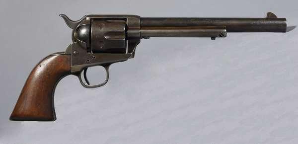 Colt 1873 SAA, 44-40, #67604