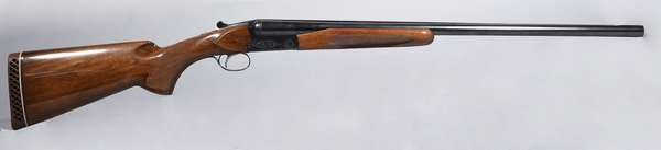 Browning, 12 gauge, SBS, #4965A72, (T-55)