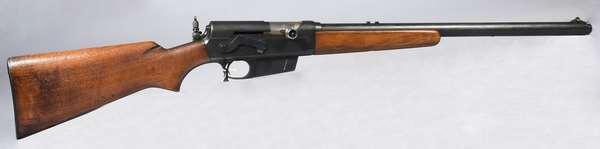 Remington Woodsmaster, model 81, 32 cal., #566D (T-19)