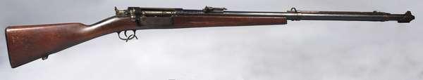 WWI Haerens Tojhus, bolt action M 89, #112762, (T-21)