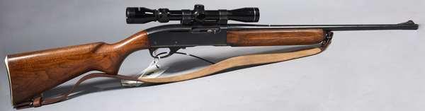 Remington Woodsmaster mod 740, 30-06, Ilion NY #169285 (T-9)