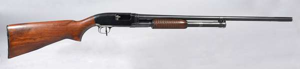 Winchester model 12,  16 gauge pump, #1468099, (T-36)