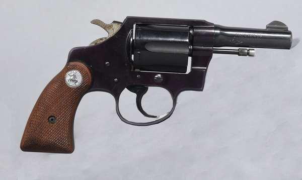 Colt Courier 32 cal #33865 (sheet # 8A) (T-71)