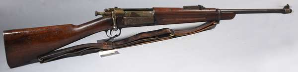 US Springfield, 1898, bolt action, #233157, (T-78)