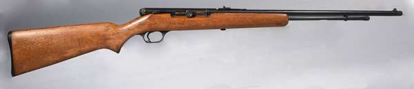 Springfield 22 cal. rifle ser.# (none) made prior to (1969) model 87A (T-46)