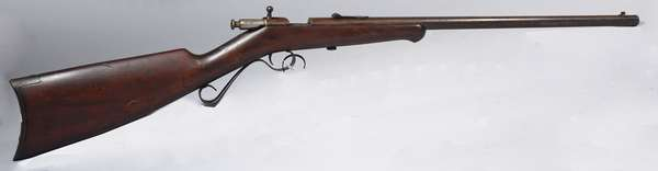 Winchester 1904 22 cal. bolt action single shot rifle * no serial number-antique (T-48)