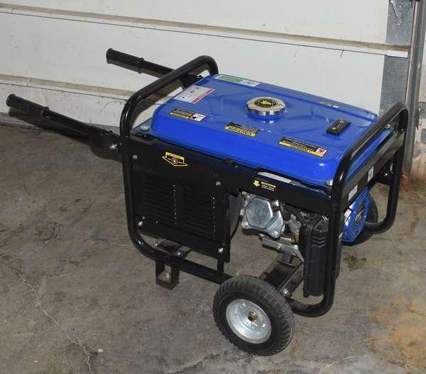 Ref 11: Duro Max XP 4400E small generator (439-2)