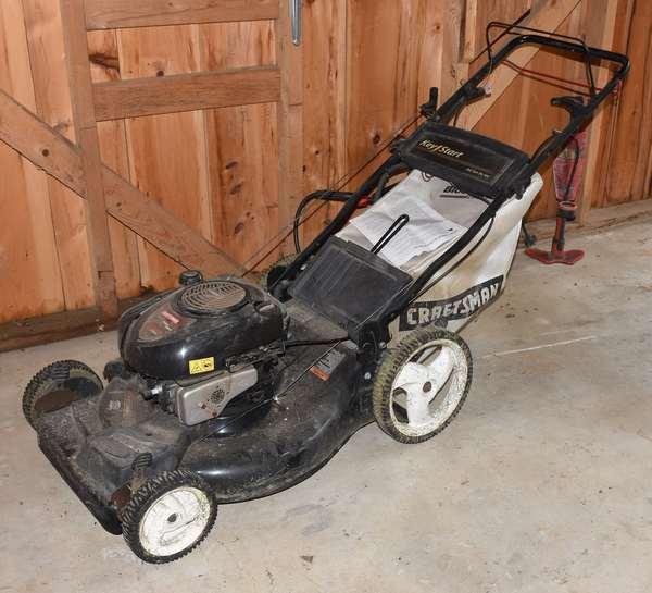 Ref 15: Craftsman push lawn mower (44-577)