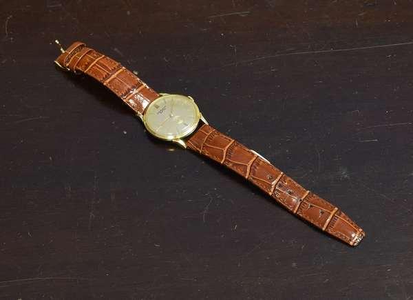 Jules Jurgensen gentleman's wrist watch (464-14)