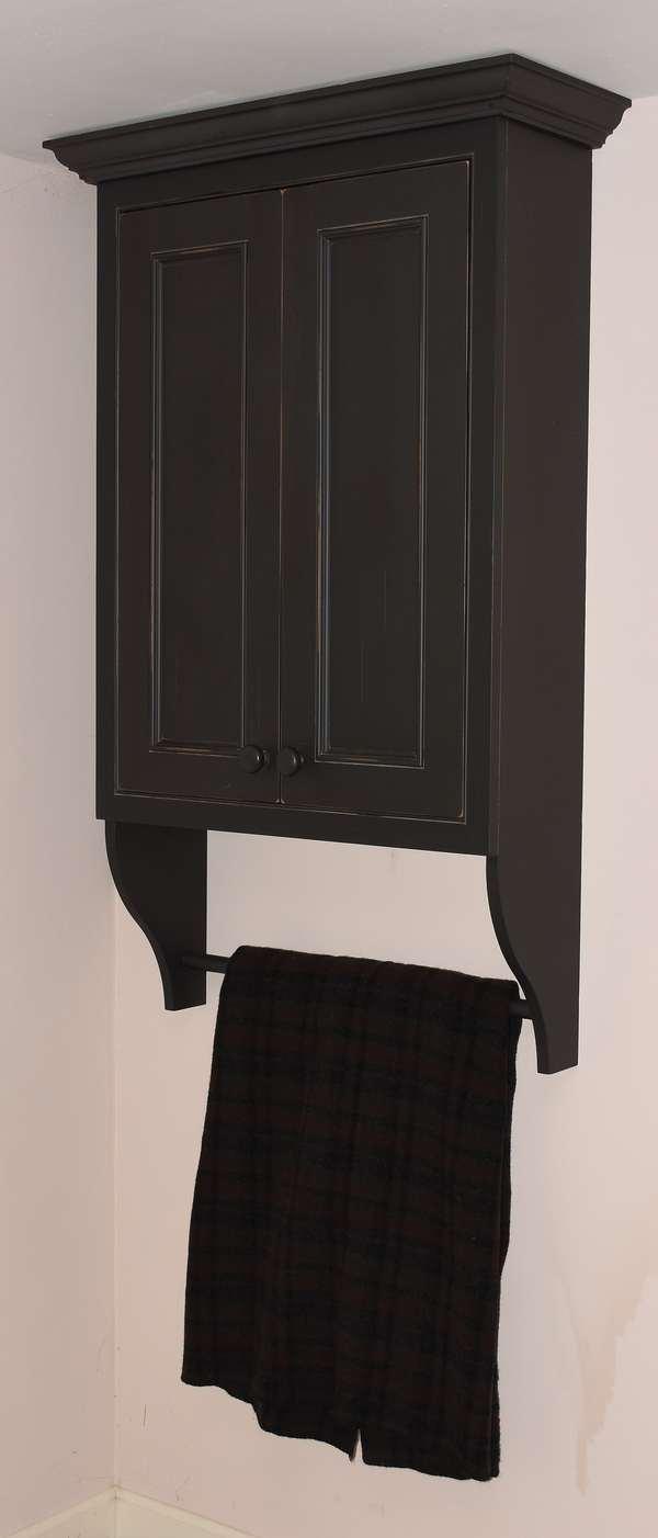 Two door hanging cupboard