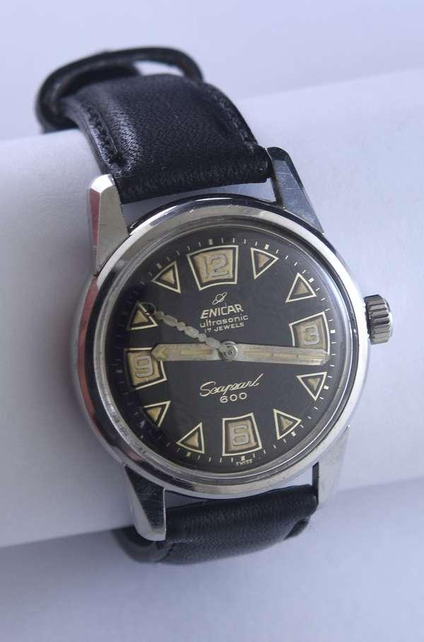 Gents Swiss Enicar watch (510-2)