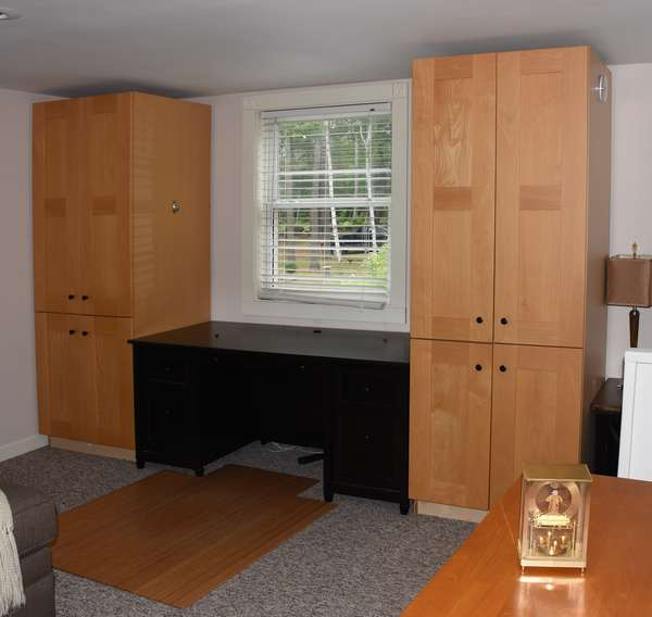 Pair of matching storage cupboards