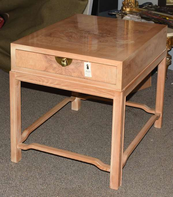 """Heritage one drawer stand, 22""""W. x 25""""H. x 26""""D."""