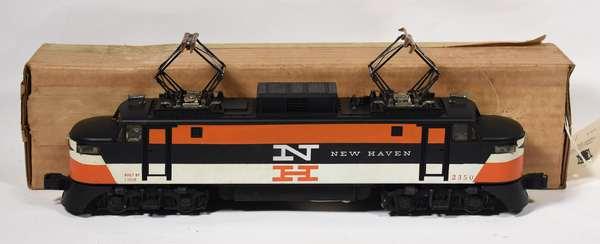 Lionel 2350 New Haven EP-5 Electric Locomotive, OB