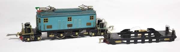 American Flyer 4039 Electric Locomotive, Wide Gauge