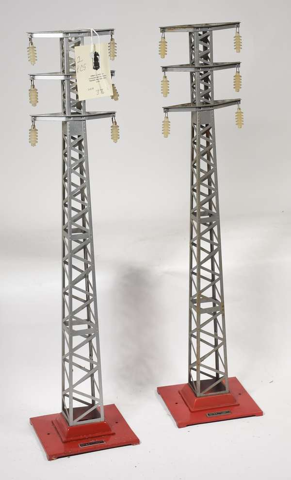 Lionel 94 High Tension Towers (2)