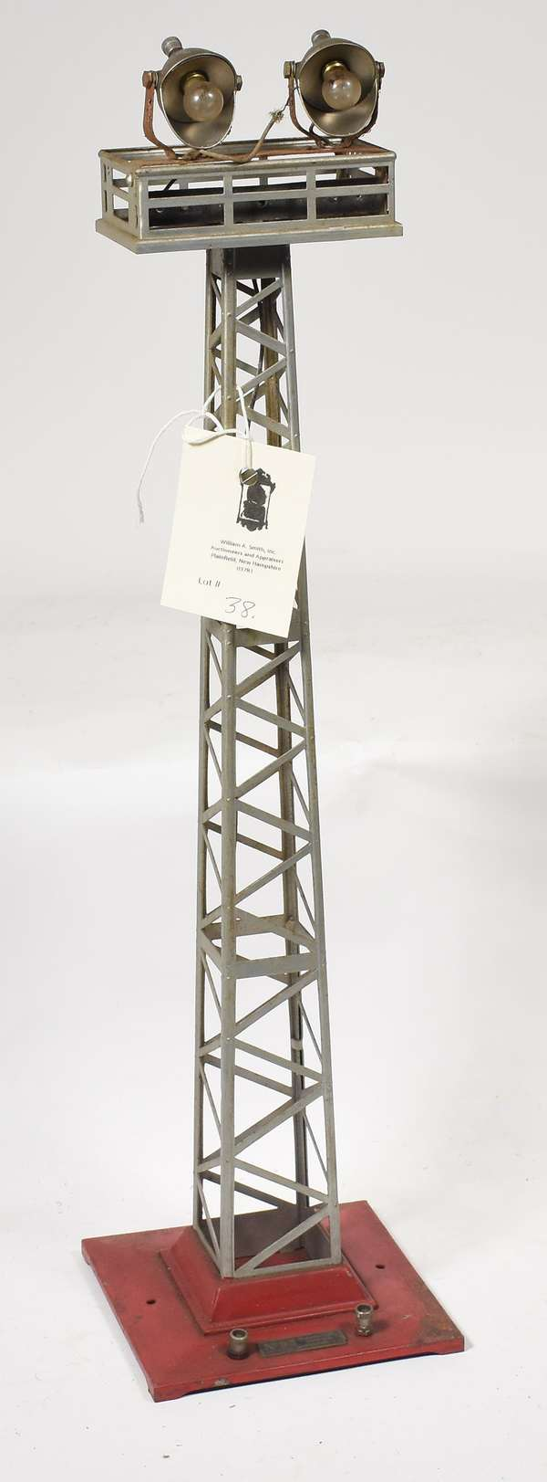 Lionel 92 Floodlight Tower