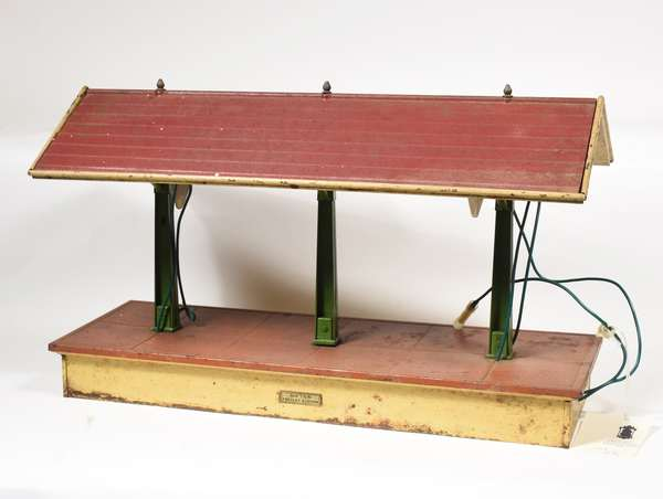 Lionel 155 Freight Station