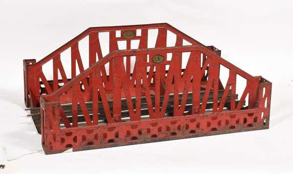 Lionel Standard 280 truss bridge