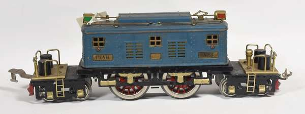 Lionel/American Flyer Wide Gauge Electric No. 8, Blue